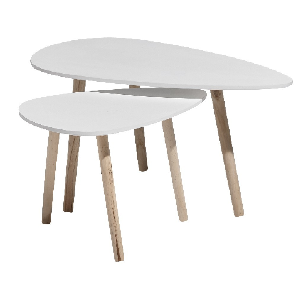 Table basse ronde gifi