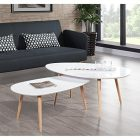 Table basse scandinave*