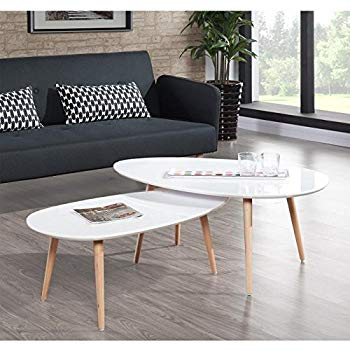 Table basse gigogne amazon