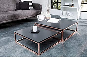 Table basse design amazon