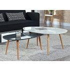 Delamaison table basse scandinave