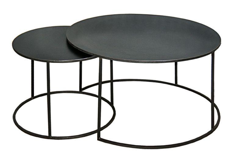 Table basse design hollandais