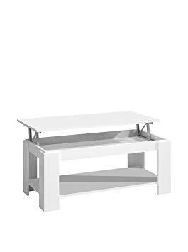 Table basse relevable amazone