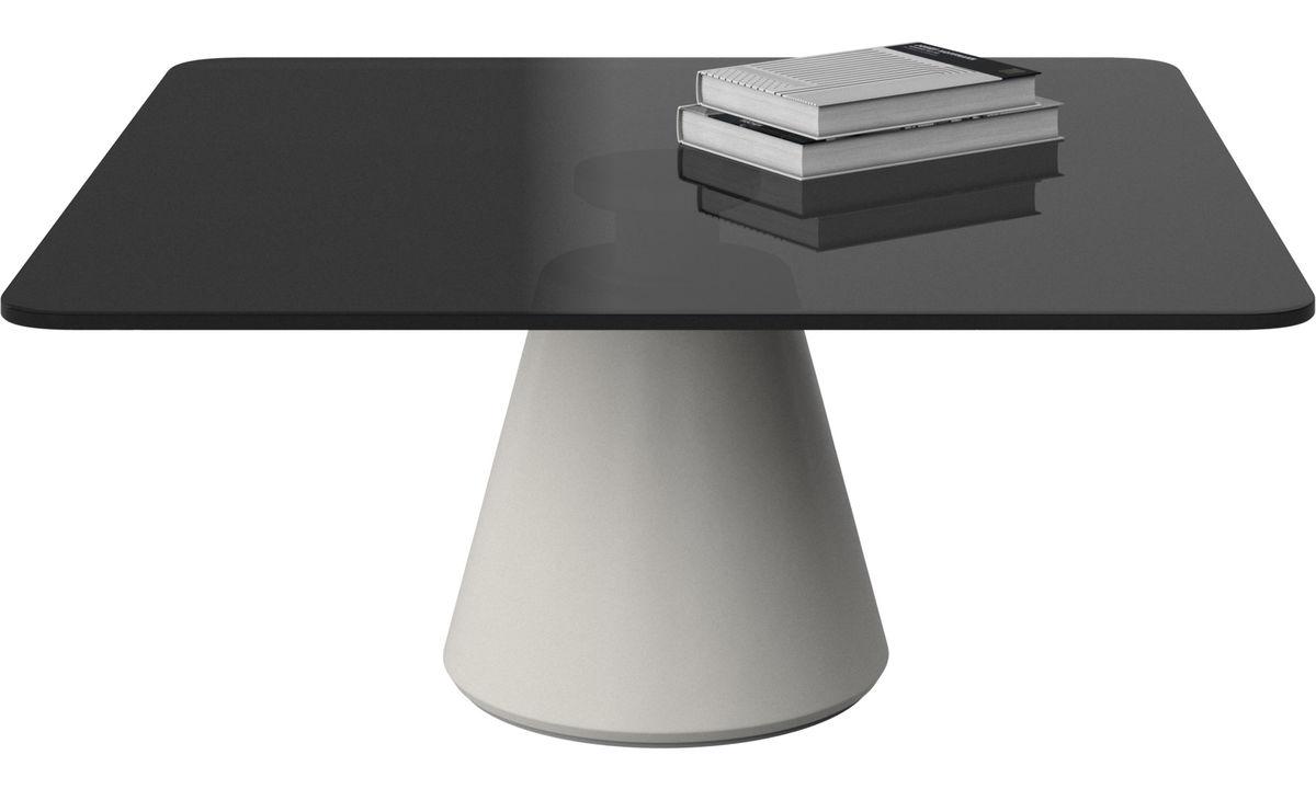 Table basse marbre boconcept