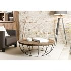 Table basse ronde amazon