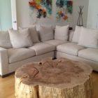 Pinterest table basse bois