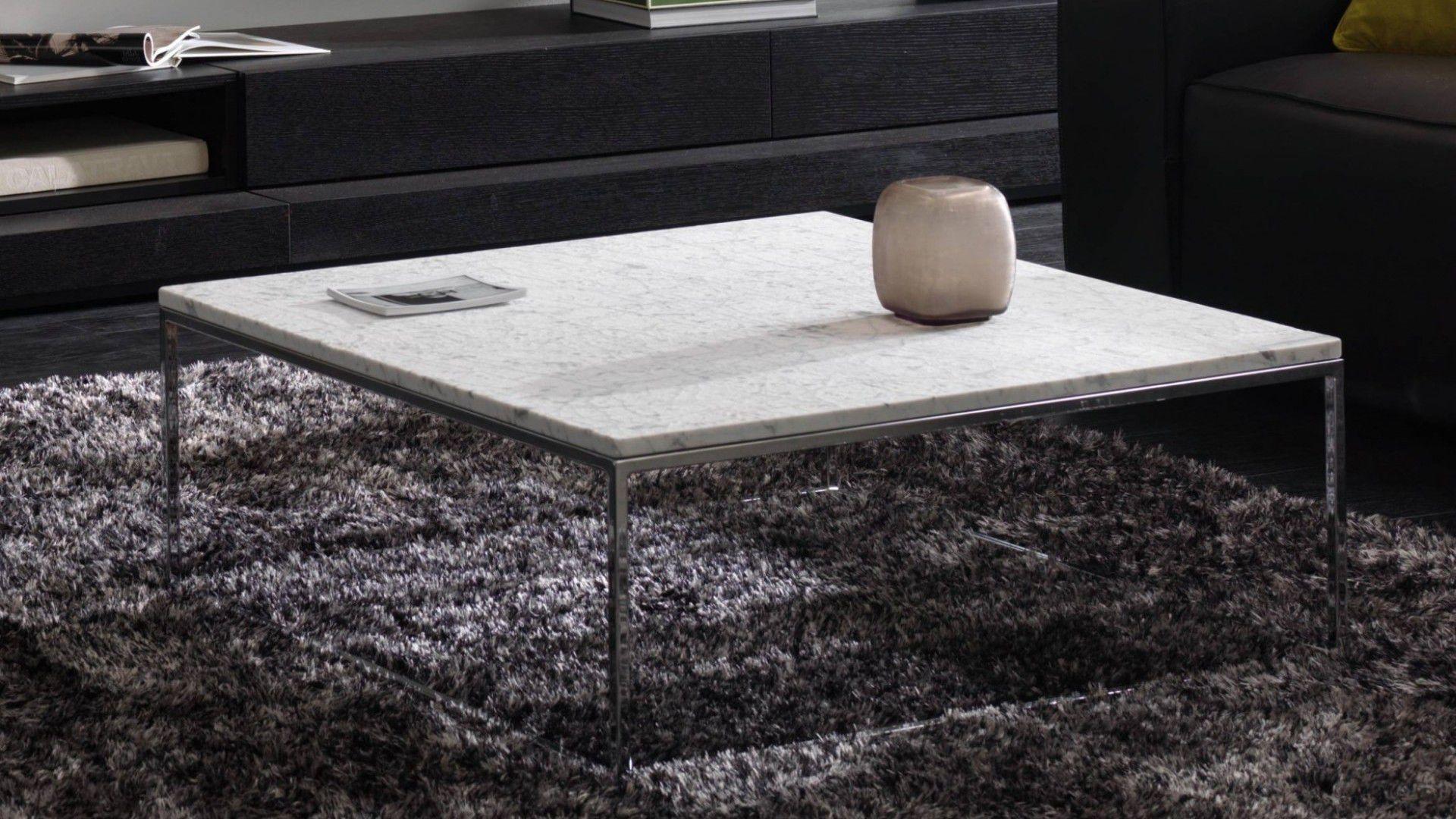 Table basse marbre natuzzi