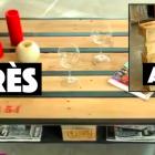 Comment fabriquer une table basse avec palette