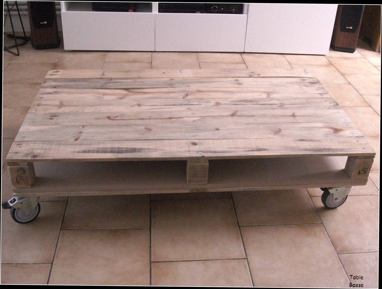 Diy table basse pas cher