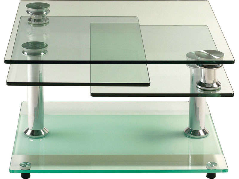 Table basse elise conforama