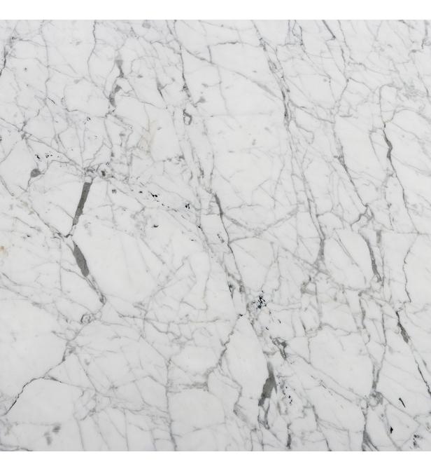 Table basse helda plateau marbre