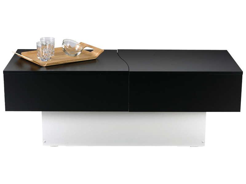 Table basse qui monte conforama