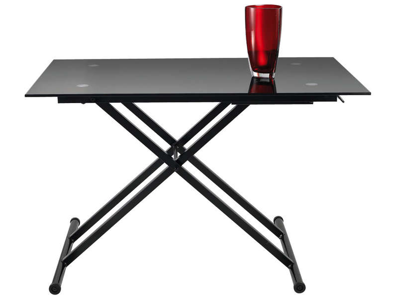 Table basse up down conforama