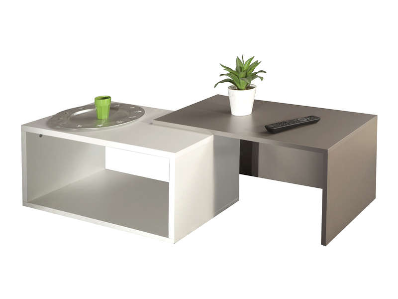 Petite table basse gigogne