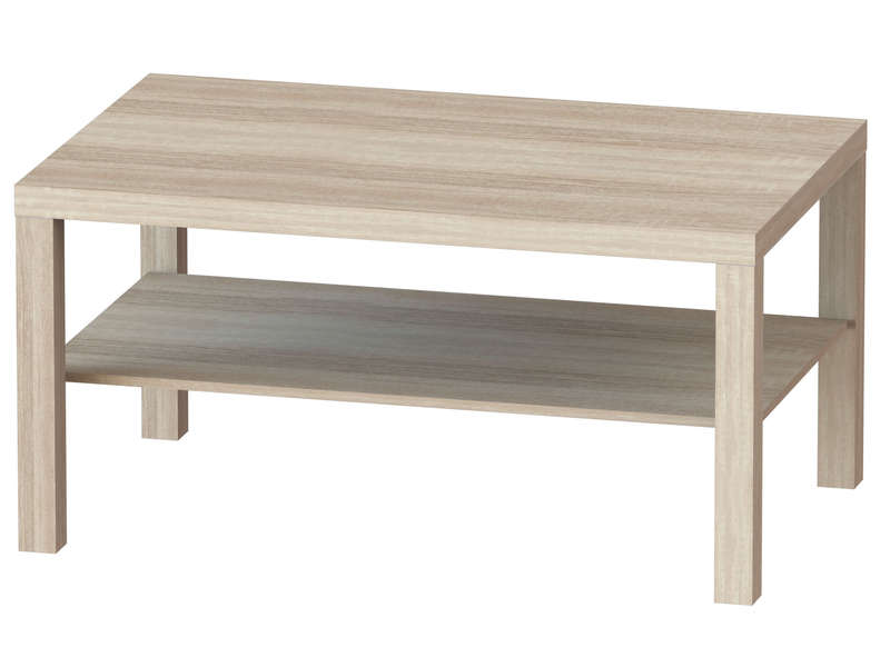 Table basse ronde bois conforama