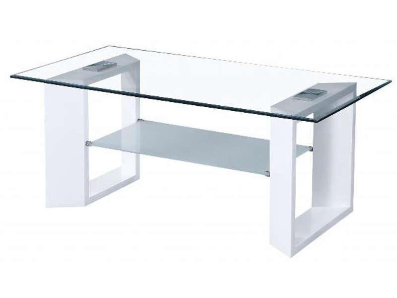 Table basse palette conforama