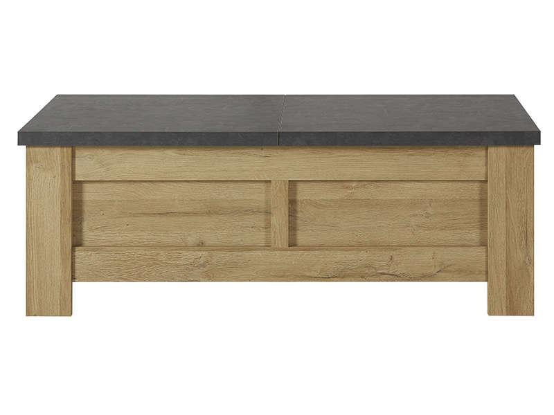Table basse conforama bois