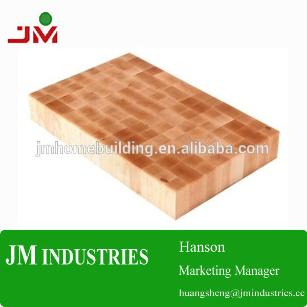 Bloc de bois pour table basse