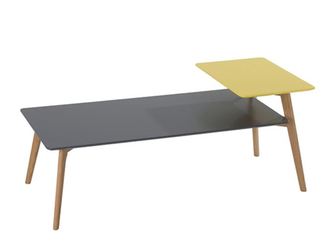 Table basse style industriel fly