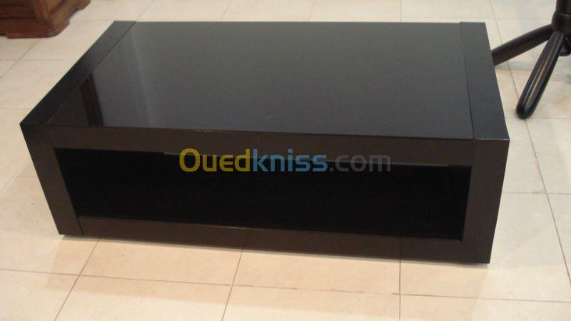 Table basse bois algerie