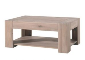 Table basse scandinave sostrene grene