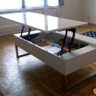 Table basse relevable novy