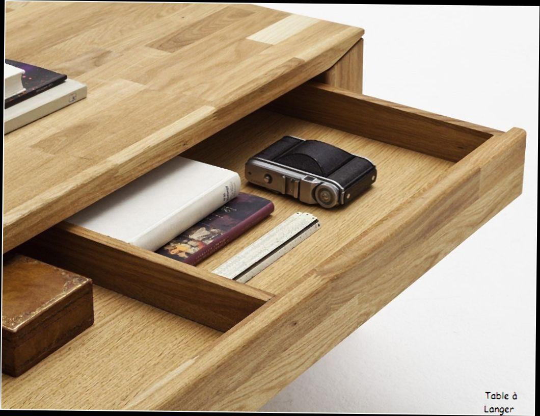 Acheter table basse en bois