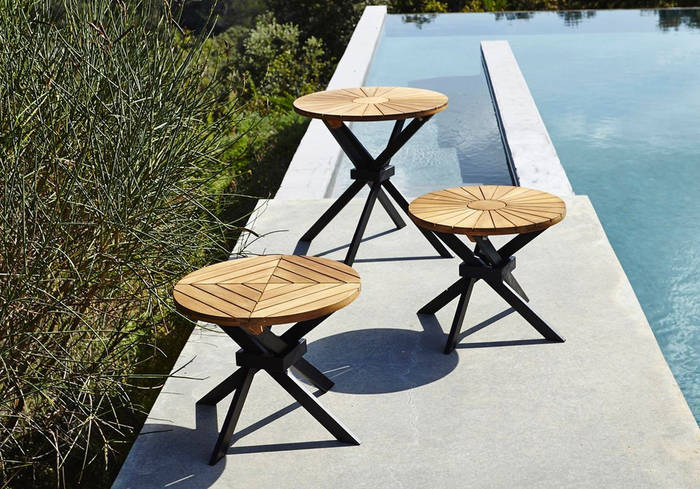 Table basse jardin ampm
