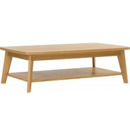 Table basse scandinave chêne