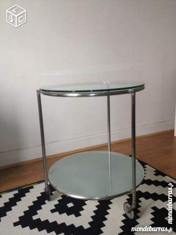 Table basse ikea strind