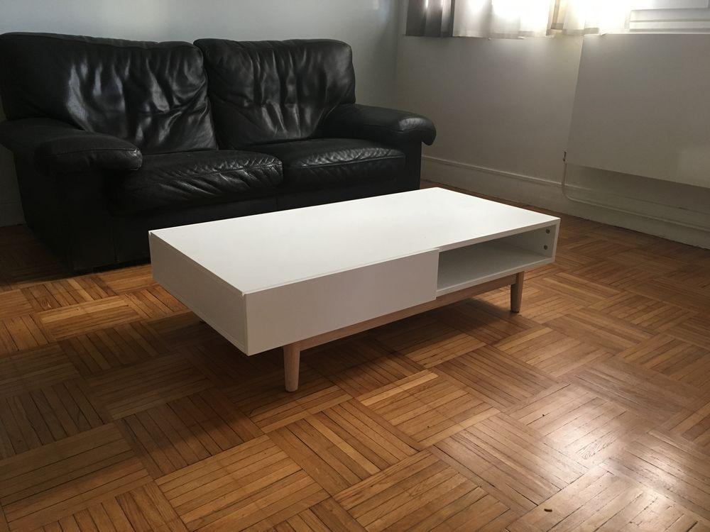 Table basse arctic maison du monde