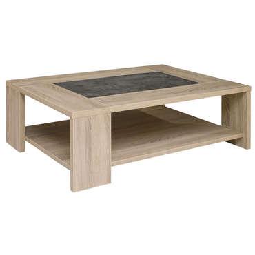 Table basse oeuf conforama