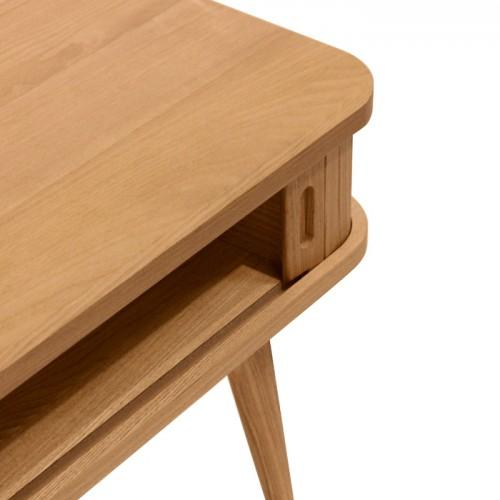Table basse en bois pratique