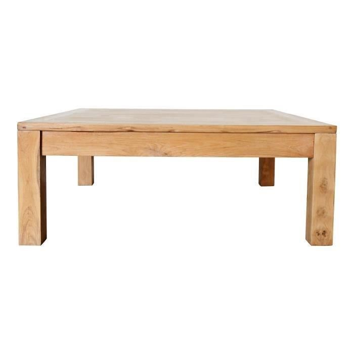 Table basse scandinave 100 cm