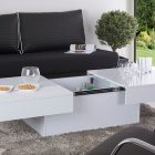 Table basse design groupon