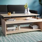 Groupon table basse relevable