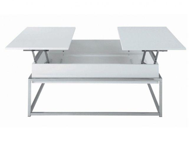 Table basse à plateau relevable ikea