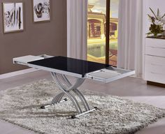 Table basse newform relevable extensible