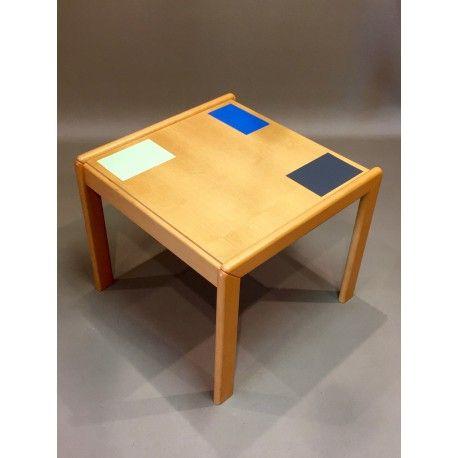 Acheter table basse scandinave occasion