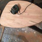 Tuto table basse gigogne