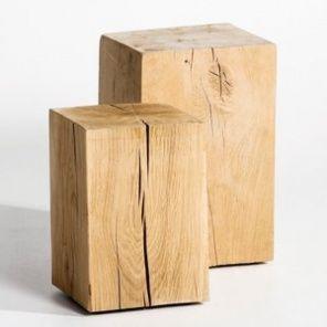 Table basse buche de bois