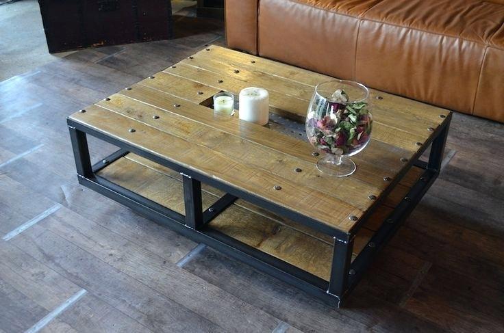 Comment Faire Une Table Basse Avec Palette Mobilier Design