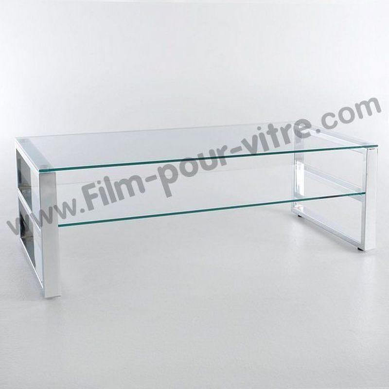 Comment protéger une table basse en verre
