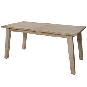 Table basse scandinave extensible