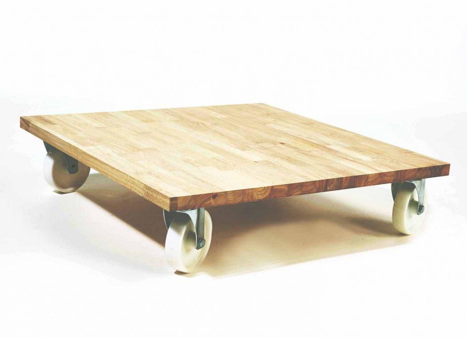 Table basse avec rangement alinea