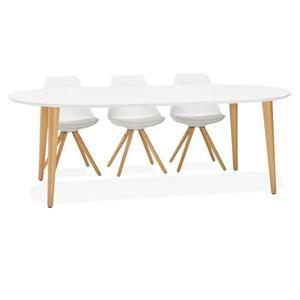 Table basse salon style scandinave