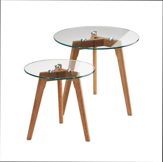 Table basse bois jysk