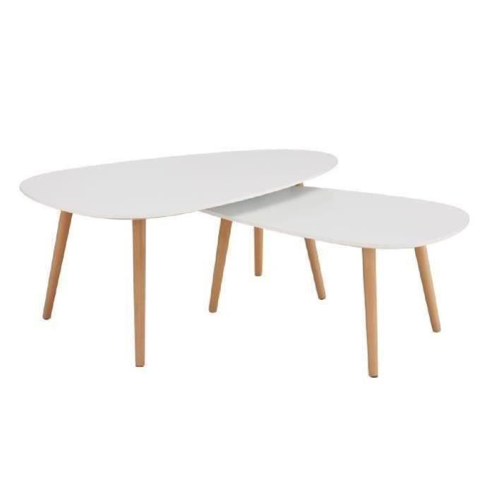 Table basse scandinave fly