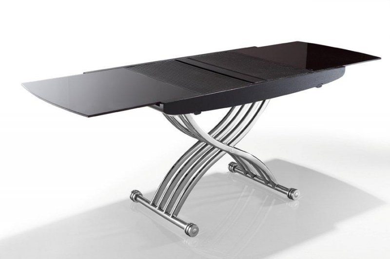 Table basse relevable extensible conforama