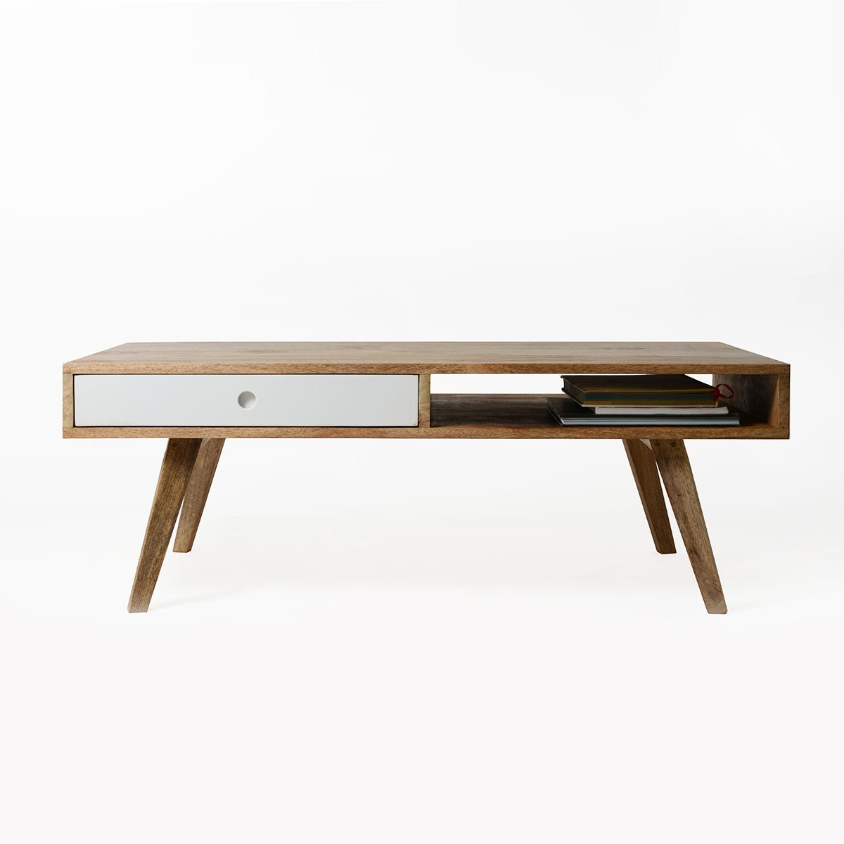 Table basse scandinave action